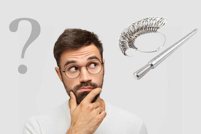 Начини как да вземем точен размер за годежен пръстен.
