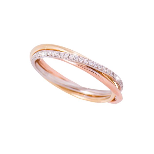 Диамантен пръстен Aura